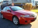 2008 Milano Red Acura TSX Sedan #22269825