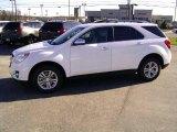 2010 Summit White Chevrolet Equinox LTZ #22333825