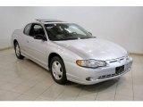 2000 Galaxy Silver Metallic Chevrolet Monte Carlo SS #22281998