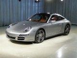 2007 GT Silver Metallic Porsche 911 Targa 4S #224114