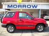 2003 Chevrolet Tracker 4WD Convertible Data, Info and Specs