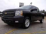 2010 Taupe Gray Metallic Chevrolet Silverado 1500 LT Extended Cab #22423915