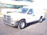 2005 Bright White Dodge Ram 1500 ST Regular Cab #22424114