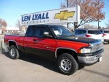 1998 Dodge Ram 1500 Flame Red