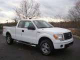 2010 Oxford White Ford F150 STX SuperCab 4x4 #22294858