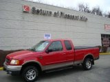2002 Ford F150 XL SuperCab 4x4 Data, Info and Specs