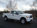 2010 Oxford White Ford F150 STX SuperCab 4x4 #22294882