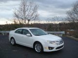 2010 White Suede Ford Fusion SEL #22294835