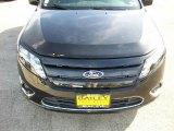 2010 Tuxedo Black Metallic Ford Fusion SEL #22319239
