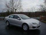 2010 Brilliant Silver Metallic Ford Fusion SE V6 #22294834