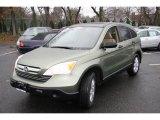 2008 Green Tea Metallic Honda CR-V EX 4WD #22317288