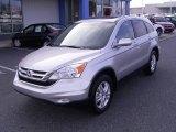 2010 Alabaster Silver Metallic Honda CR-V EX-L #22282542