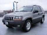 2002 Silverstone Metallic Jeep Grand Cherokee Laredo 4x4 #22330803