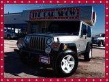 2006 Light Khaki Metallic Jeep Wrangler Rubicon 4x4 #22273101