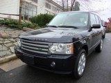 2007 Buckingham Blue Metallic Land Rover Range Rover HSE #22279304