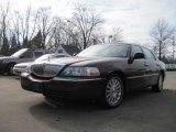 2004 Autumn Red Metallic Lincoln Town Car Executive #22333709