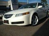 2004 White Diamond Pearl Acura TL 3.2 #22314109