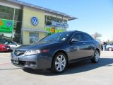 2005 Carbon Gray Pearl Acura TSX Sedan #22276377