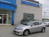 2006 Alabaster Silver Metallic Acura RSX Sports Coupe #22411329