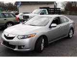 2009 Palladium Metallic Acura TSX Sedan #22259471