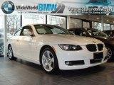 2007 Alpine White BMW 3 Series 328xi Coupe #22264700
