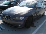2007 Sparkling Graphite Metallic BMW 3 Series 335i Coupe #22277178
