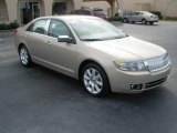 2008 Dune Pearl Metallic Lincoln MKZ Sedan #22347756