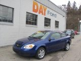 2007 Laser Blue Metallic Chevrolet Cobalt LT Coupe #22416603