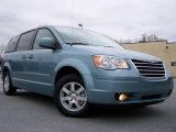 2010 Clearwater Blue Pearl Chrysler Town & Country Touring #22313918