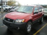 2006 Redfire Metallic Ford Escape XLT V6 4WD #22414960