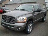 2006 Mineral Gray Metallic Dodge Ram 1500 Sport Quad Cab 4x4 #22341052