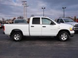 2006 Bright White Dodge Ram 1500 SLT Quad Cab 4x4 #22314488