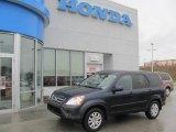 2006 Royal Blue Pearl Honda CR-V EX 4WD #22269790