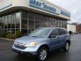2007 Glacier Blue Metallic Honda CR-V EX 4WD #22322795