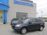 2007 Royal Blue Pearl Honda CR-V EX 4WD #22411330
