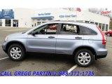 2007 Glacier Blue Metallic Honda CR-V EX 4WD #22411535