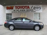 2008 Magnetic Gray Metallic Toyota Camry LE #22340238