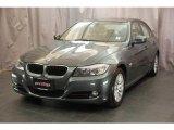 2009 Tasman Green Metallic BMW 3 Series 328xi Sedan #22262523