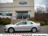 2010 Brilliant Silver Metallic Ford Fusion SE #22413536