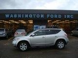 2006 Brilliant Silver Metallic Nissan Murano SE AWD #22326204