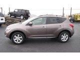 2009 Tinted Bronze Metallic Nissan Murano S AWD #22278063