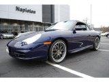 2002 Porsche 911 Lapis Blue Metallic