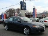 2008 Carbon Gray Pearl Acura TSX Sedan #22546996
