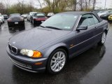 2003 Steel Blue Metallic BMW 3 Series 330i Convertible #22542115