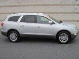 2009 Quicksilver Metallic Buick Enclave CXL AWD #22592301