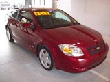 2007 Sport Red Tint Coat Chevrolet Cobalt SS Coupe #22541339