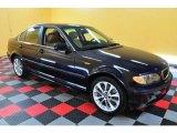 2005 Orient Blue Metallic BMW 3 Series 330xi Sedan #22590241