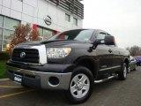 2007 Black Toyota Tundra SR5 Double Cab 4x4 #22588558