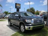 2010 Black Toyota Tundra Platinum CrewMax 4x4 #22588623