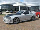 2000 Silver Metallic Ford Mustang GT Coupe #22590215